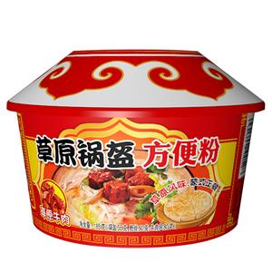 锅盔方便粉 牛肉