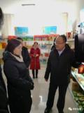 自治区主席布小林调研固阳县马铃薯产业园区