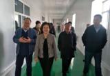 包头市委常委、统战部部长乌云一行走访田丰公司